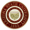 Arizona State University school logo