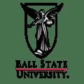 Ball State University school logo