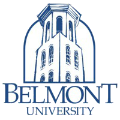 Belmont University school logo