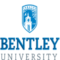 Bentley University school logo