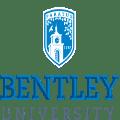 Bentley University school logo