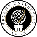 Bryant University school logo
