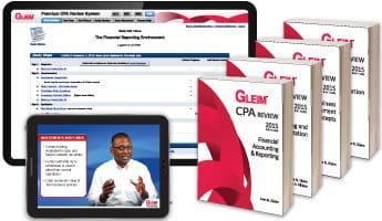 Gleim Cpa review courses