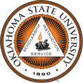 Oklahoma State University school logo