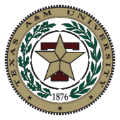 Texas A&M University school logo
