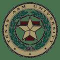 Texas A&M University school logo