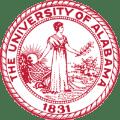 University of Alabama school logo