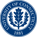 University of Connecticut school logo
