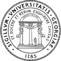 University of Georgia school logo