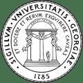 University of Georgia school logo