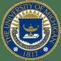 University of Michigan school logo
