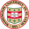 Washington University in St Louis school logo