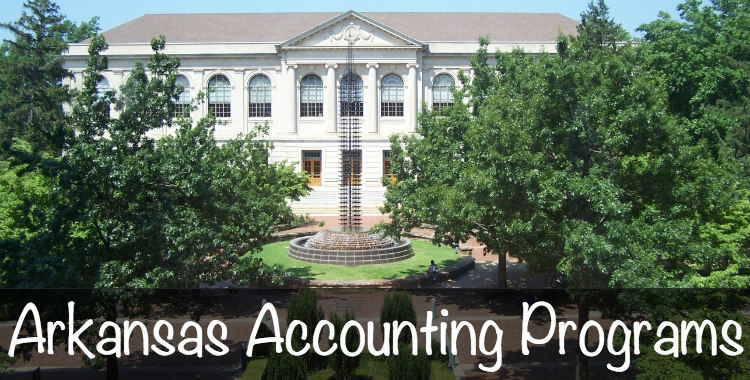 arkansas accounting programs