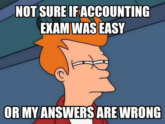 accounting practice exam A how to prepare guide for the accounting technician 10605 written examination  the accounting technician qualifying exam is the  you should also set aside time to practice doing the.