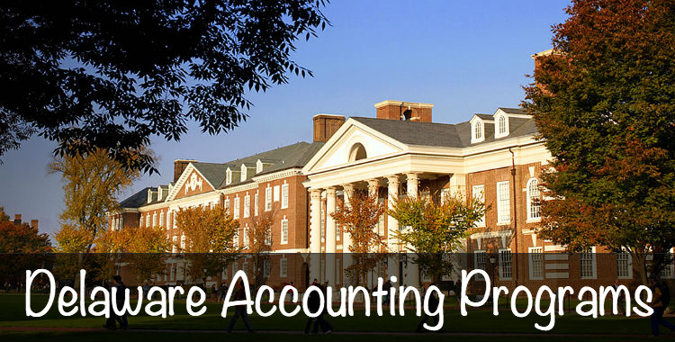 delaware accounting programs