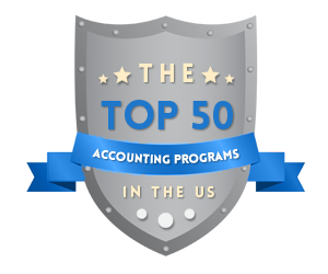 top 50 accounting programs